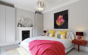 Bedroom by Daniel Hopwood