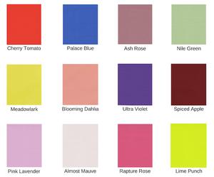 Pantone Colour Trends SS18