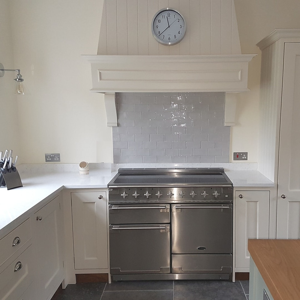 Country kitchen Range cooker