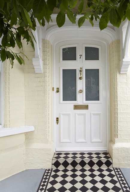 improve the front of your home