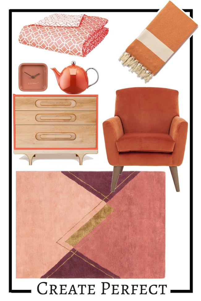 Terracotta furniture and accessories