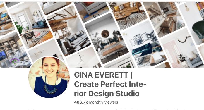Create Perfect Pinterest profile