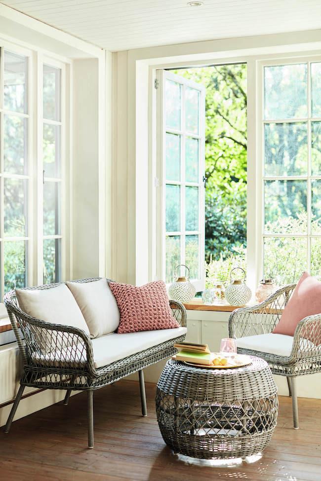 Marks and Spencer garden furniture