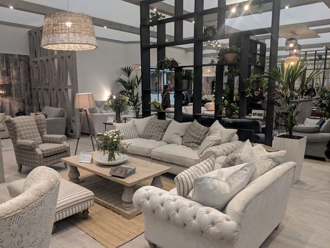 Wentbridge Furniture at January Furniture Show