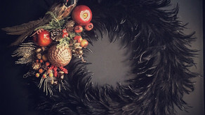 Brands We Love - Win a Christmas Wreath by Cassandra King Flowers and Styling