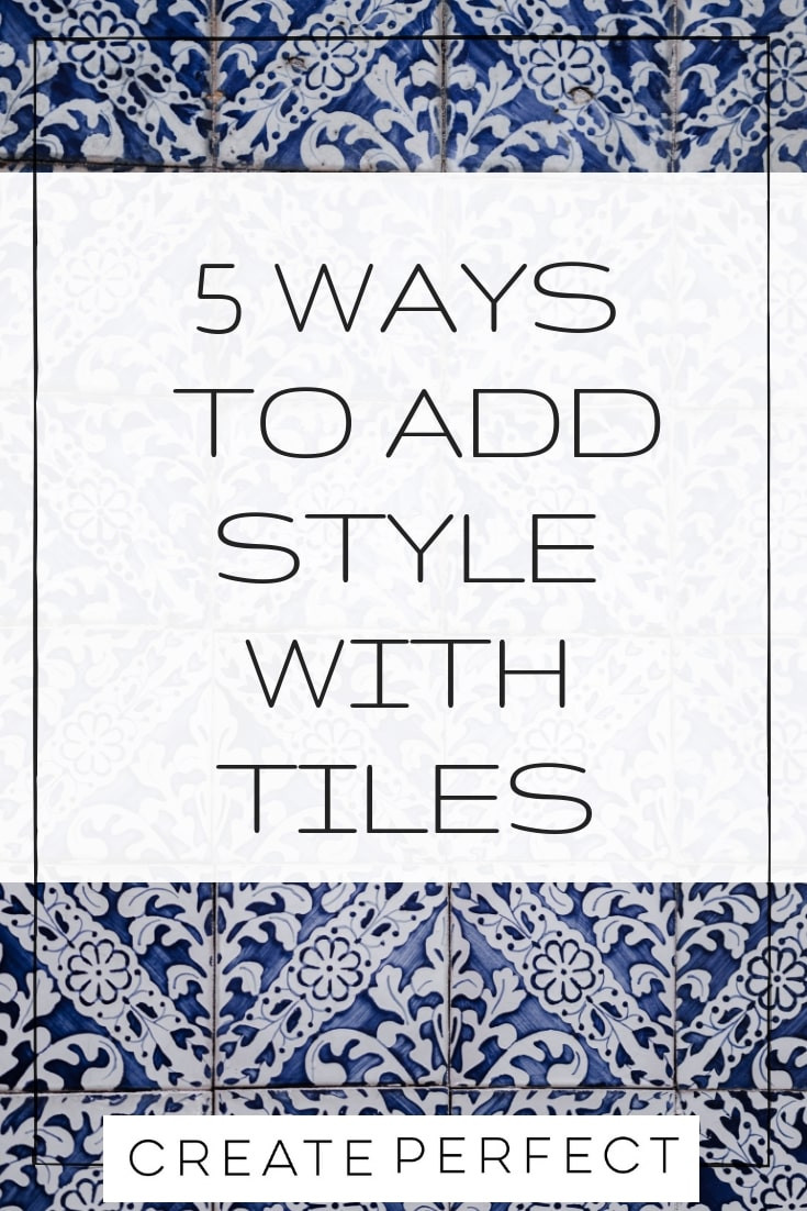 Create Perfect tiles blog