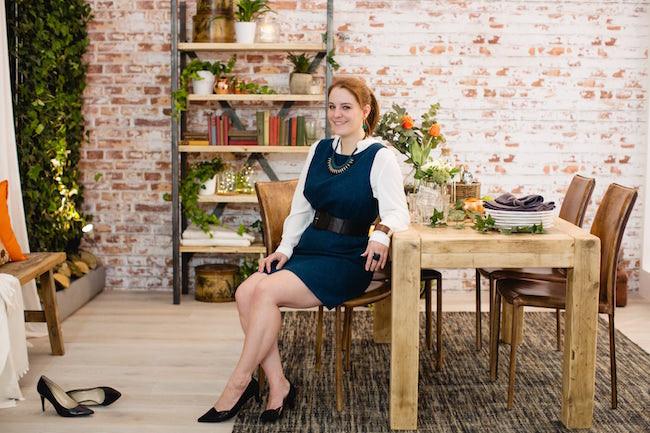 interior designer Gina Everett from Create Perfect