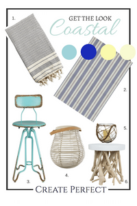 Coastal Style accessories