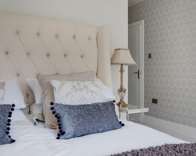 Bedroom design by Create Perfect