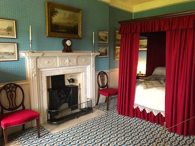 Bedroom at 1 Royal Crescent