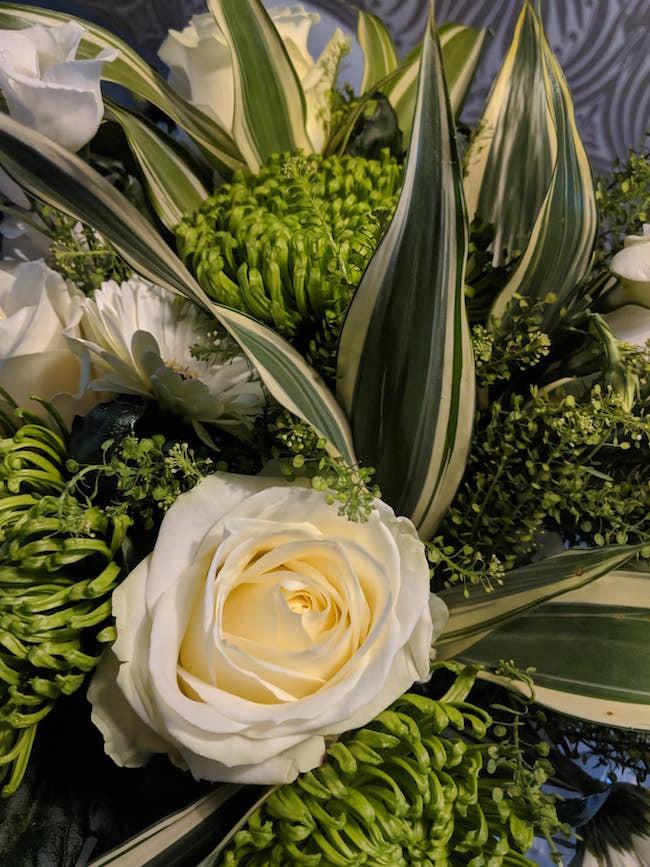 Kensington Bouquet Close up