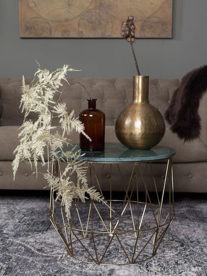Metallic Furniture