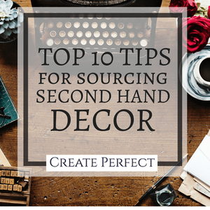 Second hand decor tips