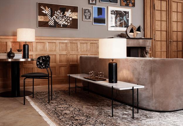 Luxury marble furniture