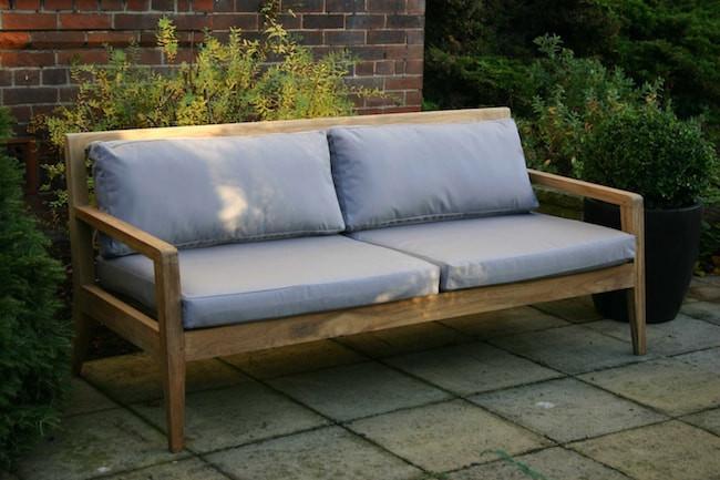 Classic Teak sofa from Cuckooland