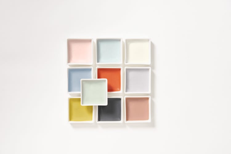Dulux colour of the year 2020 play palette