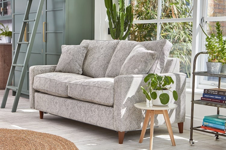 compact sofa for small spaces