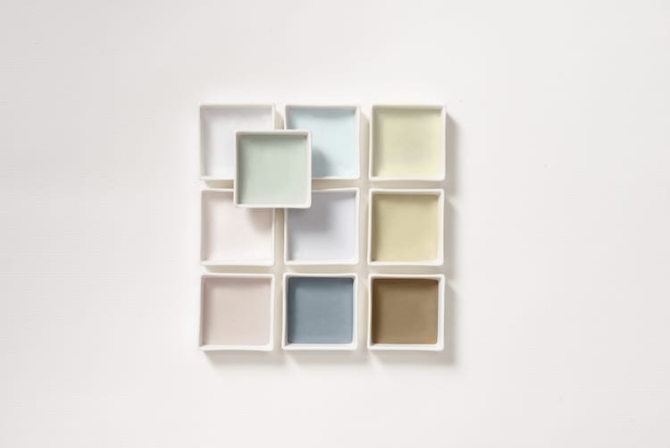 Dulux Colour of the Year 2020 Care Palette