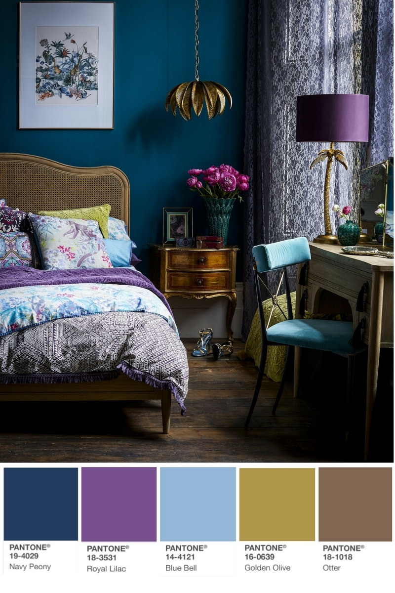 london room scheme colours