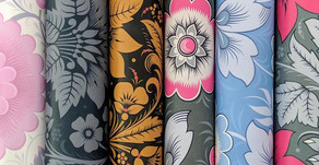 Brands We Love - Olenka Wallpaper