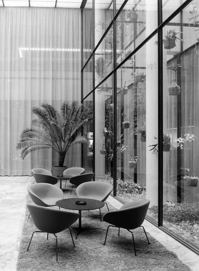 Royal Copenhagen Hotel Arne Jacobsen