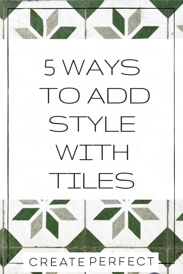 add style with tiles