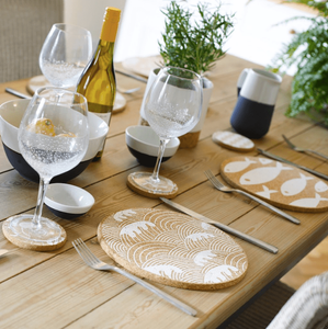 Lisa Home cork placemats