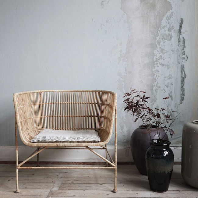 Japanese design influence chair