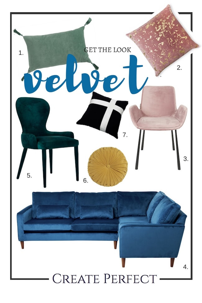 Velvet Furniture guide