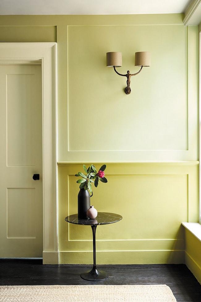 Little Greene Paint hallway