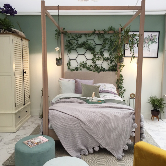 Ideal Home show bedroom