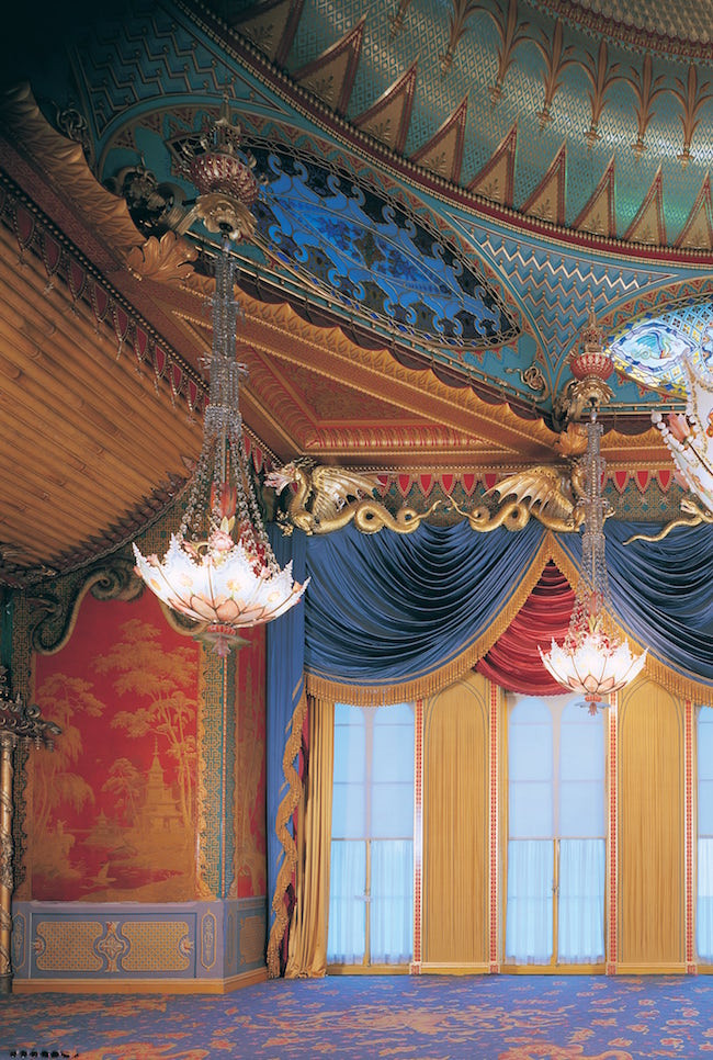 Royal pavilion brighton music room