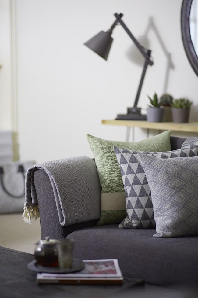 Luks Linen Cushions