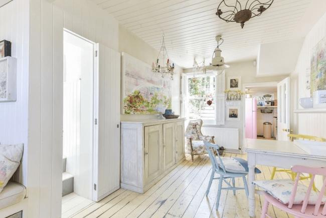 Jessica Zoob Artists kitchen