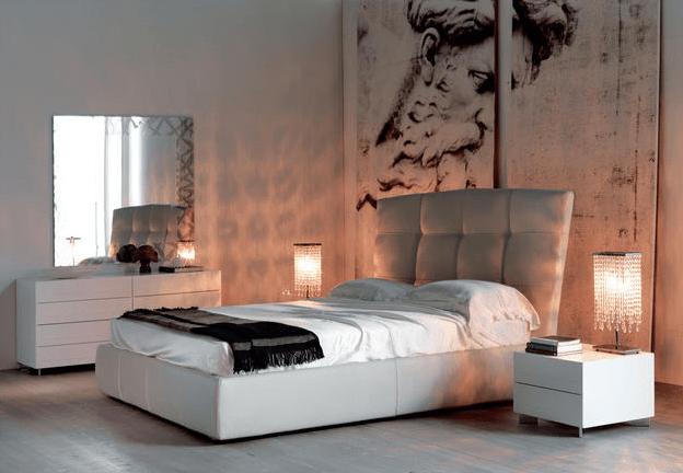 Luxury interior design for bedrooms