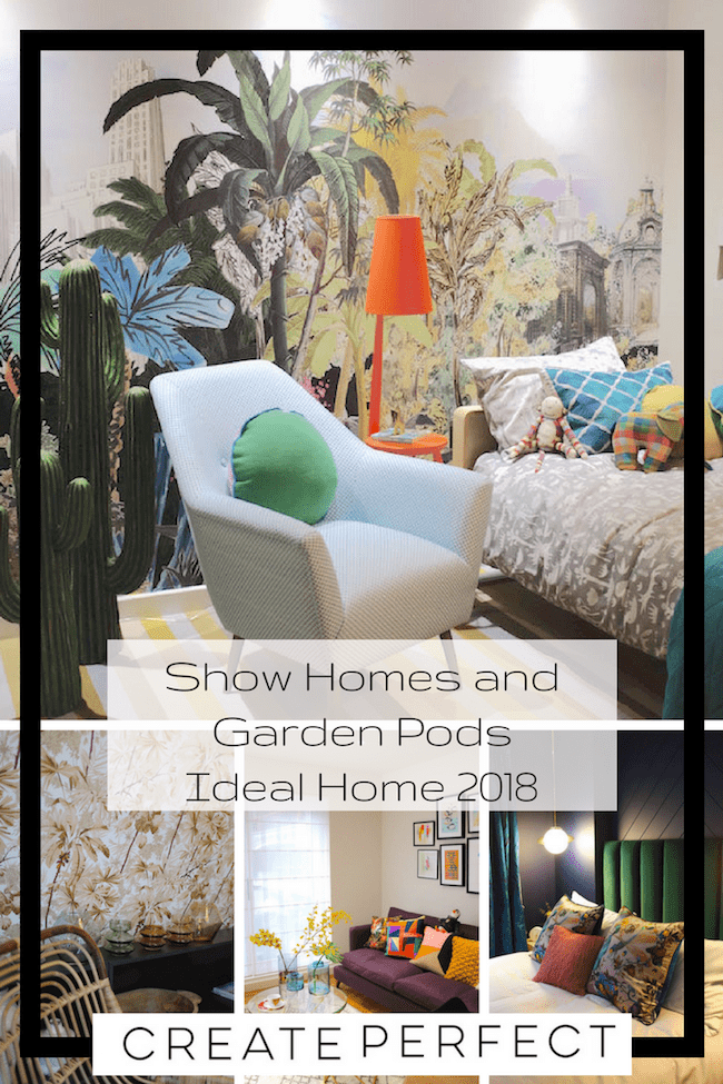 Show homes from the Ideal home show