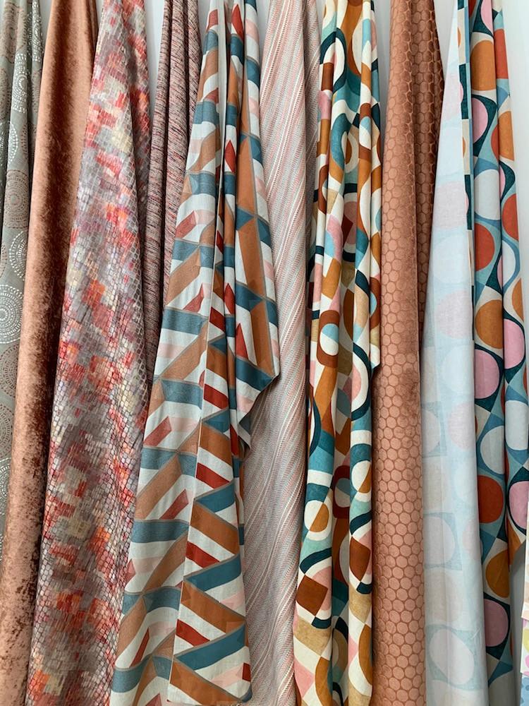Prestigious Textiles at Decorex