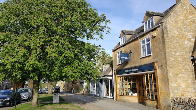Cotswold trading company