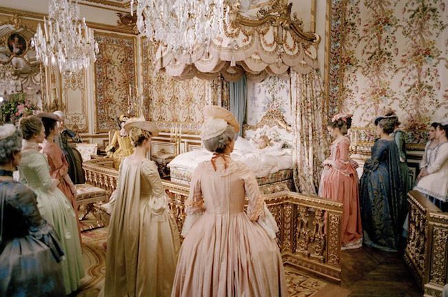 Versailles interior design