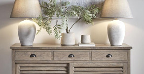 5 Ideas for stylish living room storage