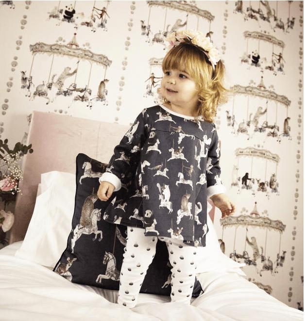 Luxury interior design for childrens rooms