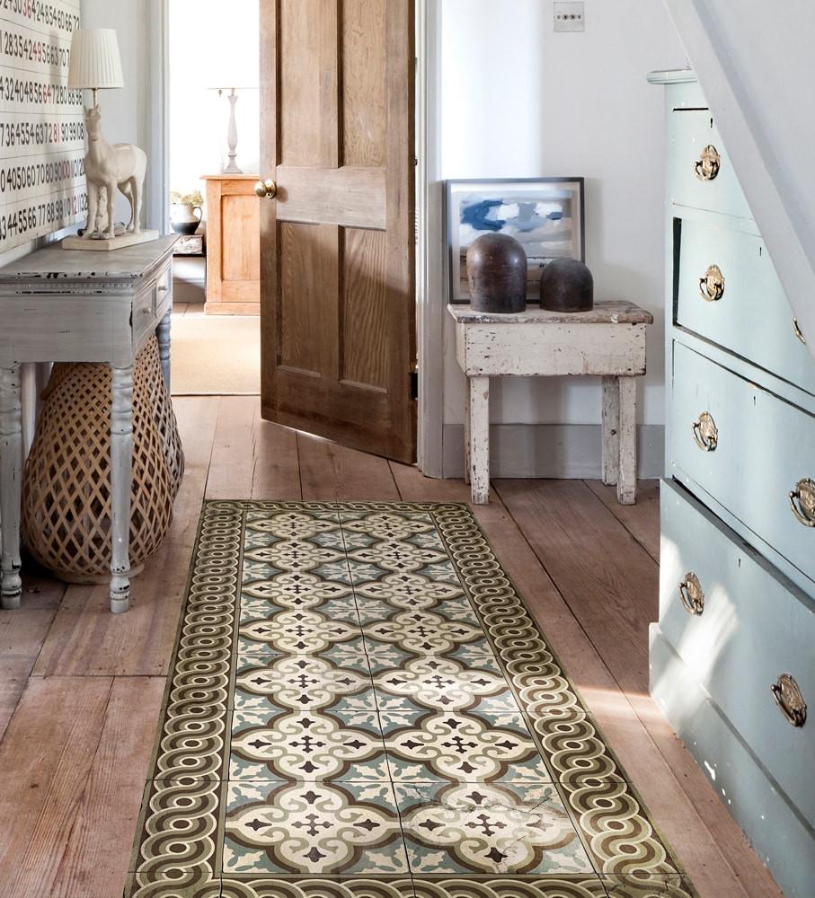 Beira floor vinyl floor mat