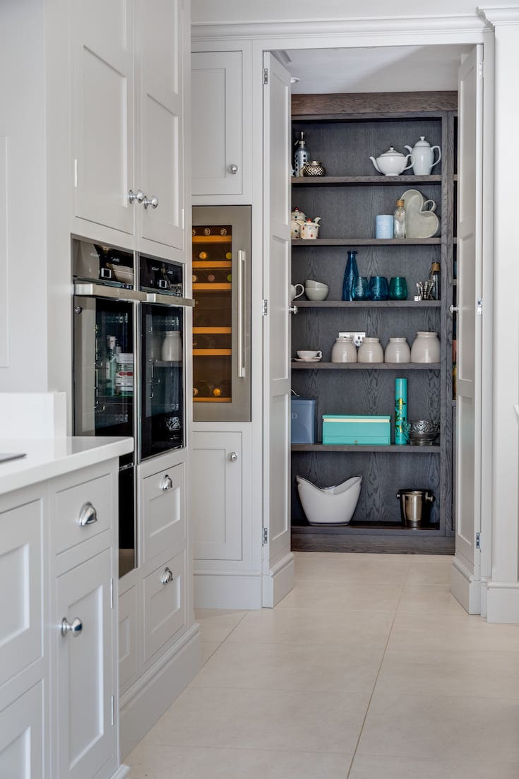 Create Perfect Kitchen Pantry cupboard
