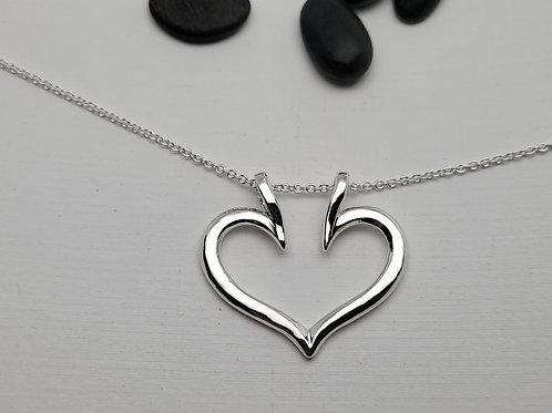 Heart Ring Keeper