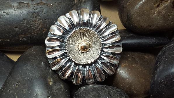 Custom Flower Pendant