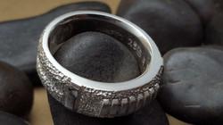 Custom Football Ring