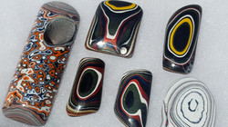 Custom Fordite Cabochons