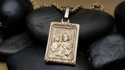 Custom St. Joseph Pendant