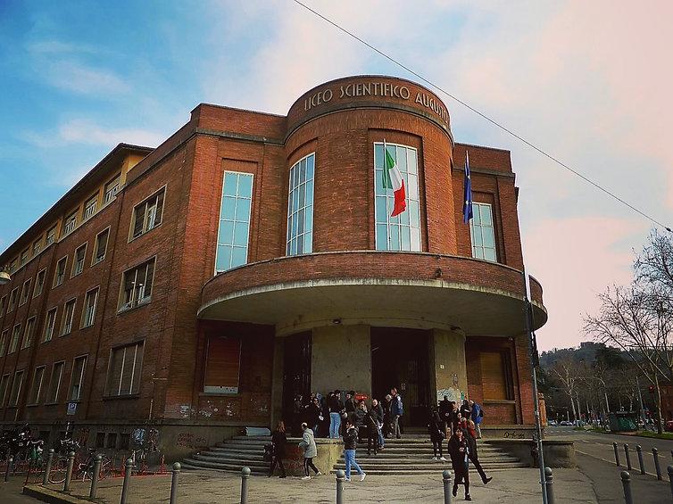 Liceo Augusto Righi Bologna