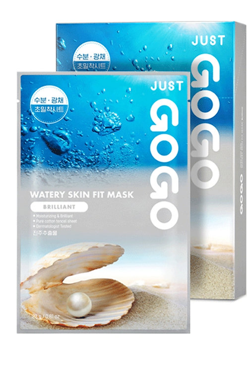 Just GoGo Brilliant Sheet Mask